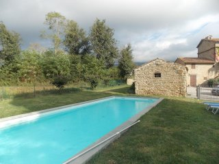 4 bedroom Villa in Montalla, Tuscany, Italy : ref 5505439