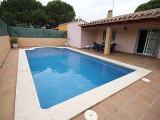 3 bedroom Villa in els Riells, Catalonia, Spain : ref 5506038