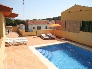 4 bedroom Villa in els Riells, Catalonia, Spain : ref 5506049