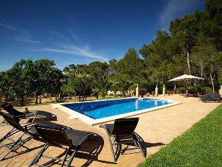 4 bedroom Villa in Portol, Balearic Islands, Spain : ref 5506157