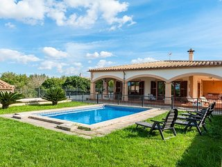 3 bedroom Villa in Petra, Balearic Islands, Spain : ref 5505131