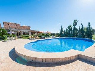 7 bedroom Villa in Campos, Balearic Islands, Spain : ref 5505239