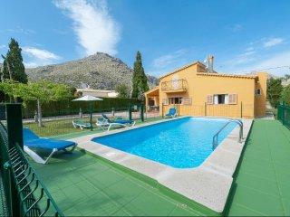 5 bedroom Villa in Port de Pollença, Balearic Islands, Spain : ref 5505235