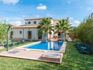 5 bedroom Villa in sa Pobla, Balearic Islands, Spain : ref 5505237
