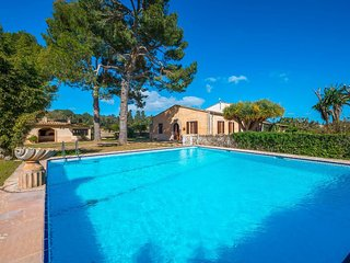 6 bedroom Villa in s'Horta, Balearic Islands, Spain : ref 5505581