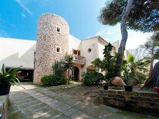 5 bedroom Villa in Platja de Muro, Balearic Islands, Spain : ref 5504820