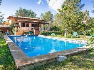 4 bedroom Villa in sa Pobla, Balearic Islands, Spain : ref 5504853