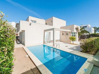 4 bedroom Villa in Can Picafort, Balearic Islands, Spain : ref 5505085