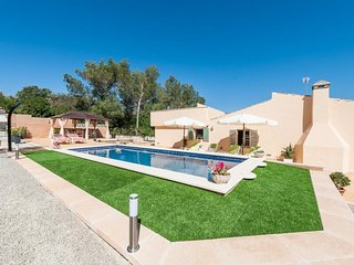 4 bedroom Villa in Sencelles, Balearic Islands, Spain : ref 5505123