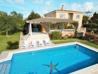 5 bedroom Villa in Colonia de Sant Jordi, Balearic Islands, Spain : ref 5505230