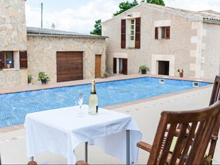 7 bedroom Villa in Ruberts, Balearic Islands, Spain : ref 5505234
