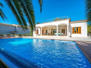 4 bedroom Villa in Portocristo, Balearic Islands, Spain : ref 5505543