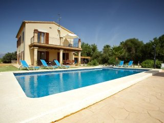 4 bedroom Villa in Inca, Balearic Islands, Spain : ref 5506224