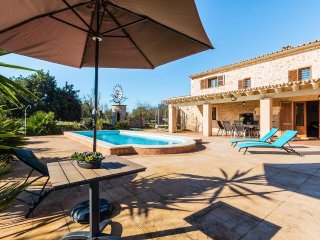 4 bedroom Villa in Buger, Balearic Islands, Spain : ref 5506264