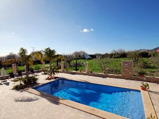 5 bedroom Villa in Lloseta, Balearic Islands, Spain : ref 5506274
