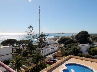 Apartamento a 100 metros playa Canos de Meca de 1 dormitorio (APT1_1D)
