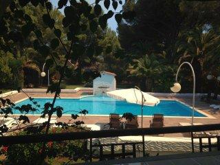 Villa con piscina privata a Santa Margherita di Pula