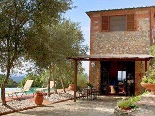 Tuscan Villa, Il Coccio