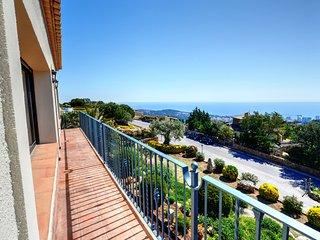 Impresionante casa con las mejores vistas al mar de Platja D'aro