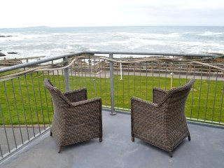 Holiday Cottage with Stunning uninterupted Sea Views and Golf nearby in Buckie