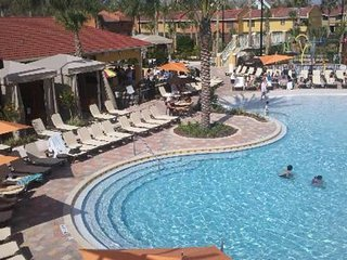 ORLANDO  *1BR Condo* {Playground/FreeWiFi}  VACATION VILLAS AT FANTASY WORLD II