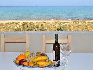 Al055 Appartamento 6 Posti In Spiaggia