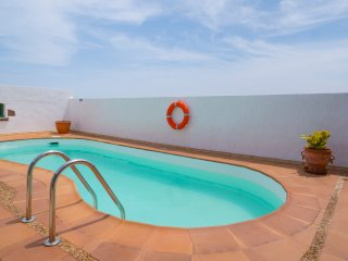 Villa with private pool, jacuzzi and amazing views
