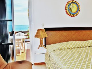 Beautiful Studio with Caribbean Sea View! (A1)