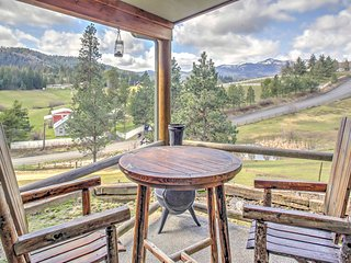 New! 2BR Coeur d'Alene Ranch House w/Outdoor Sauna!