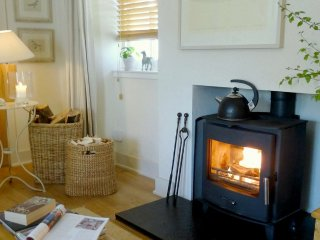 Tern Cottage Findhorn - rest, relax & unwind by the sea!