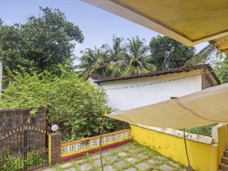Cosy stay ideal for backpackers, 3 km from Anjuna Beach