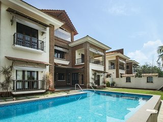 Contemporary 4-BR villa, close to Calangute Beach