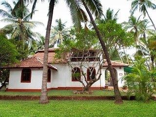 Pet friendly villa, 500 m from Calangute Beach