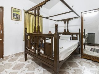 Peaceful boutique stay, 850 m from Candolim beach