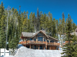 Moonlight Basin Rental Home | Moonlight Mountain Home 14 Full Moon