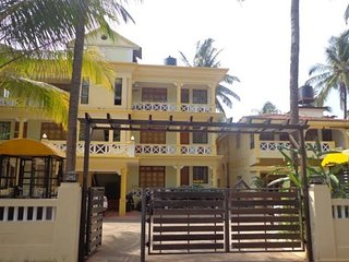 2-bedroom apartment in serene environs, 1 km Patnem Beach