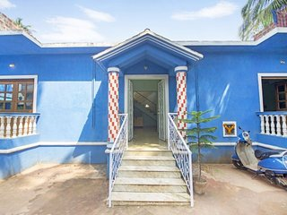 Relaxing Portuguese stay, 200 m from Calangute Beach