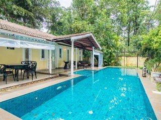 Ethereal 4-bedroom oriental-style villa
