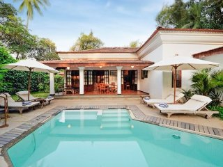 Lavish 3-bedroom villa with a private pool, within a stone's throw from famous