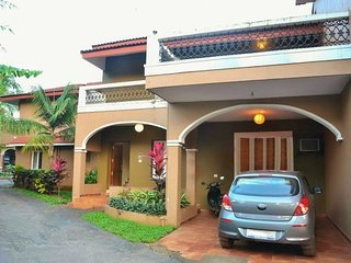 3-BHK villa with a pool