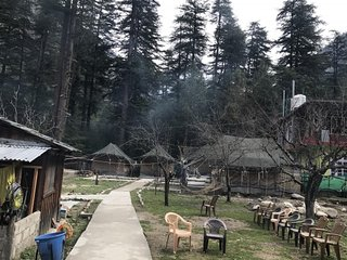 Rejuvenating cottage stay beside Parvati river