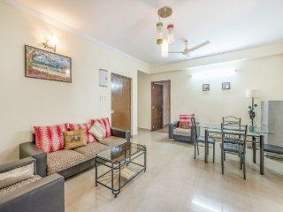 Modern 2BHK apartment, 1.5 km from Calangute Beach