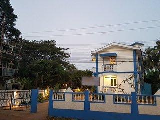 5 Bedroom Villa in Candolim