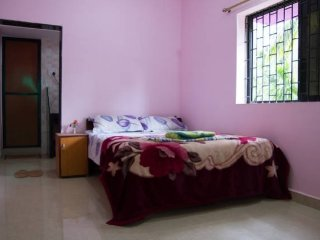 Studio apartment for two, ideally located 500 m from Arambol beach