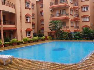 Well-furnished apartment stay, ideal for a group getaway