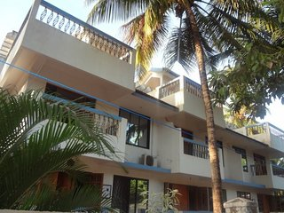 3 BHK villa for 6, close to Varca Beach