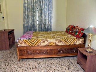 Capacious 2-BHK apartment, short drive from Colva beach