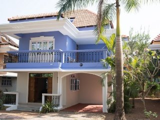 4-bedroom pool villa, close to Colva beach