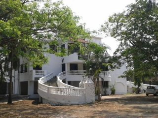 Extravagant 6-BR pool villa with an enchanting sky deck, Kihim
