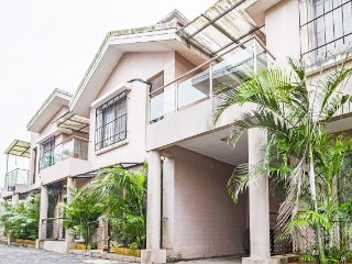 Pet-friendly 3-bedroom villa ideal for a family getaway